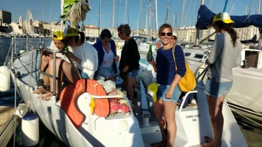 ALU BOAT PRESTIGE RIO 1200 in Marseille peer-to-peer