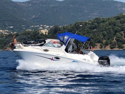 Charter Motorboat Lema Marte 22 Carry-le-Rouet