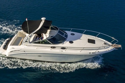 Charter Motorboat Sea Ray 335 Sundancer Split