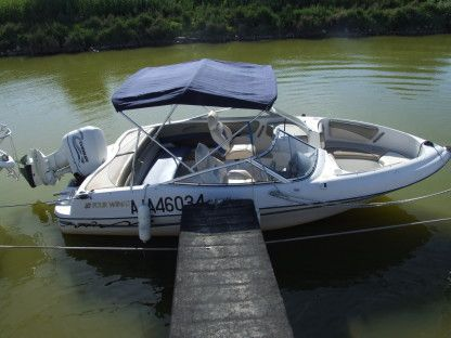 Rental Motorboat Four Winns 180 Horizon Palavas-les-Flots
