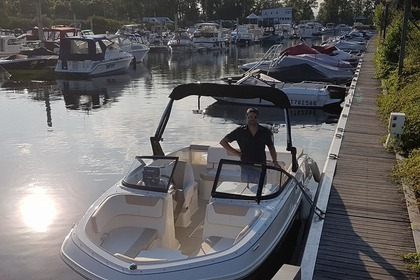 Rental Motorboat BAYLINER VR6 Colmar