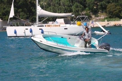 Charter Motorboat Aiolos 500 Paxi