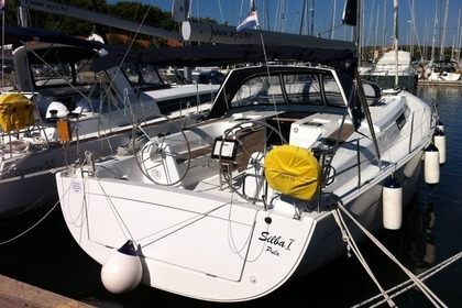 Rental Sailboat HANSE HANSE 445 Dubrovnik