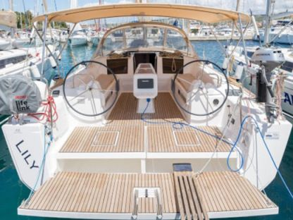 Charter Sailboat Dufour 410 Grand Large Rogoznica