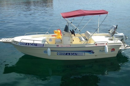 Hire Motorboat Proteus 530 Chania