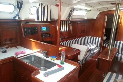 Hire Sailboat Beneteau Oceanis 361 Clipper Ibiza