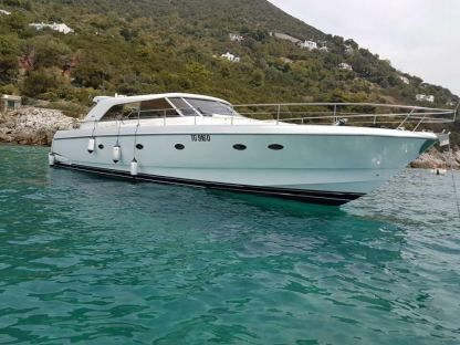 Rental Motorboat Ilver Vista 58 Terracina