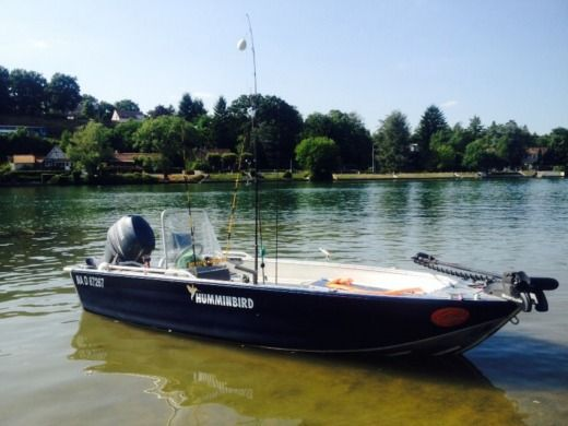 Motorboat Linder ARKIP 460 for hire