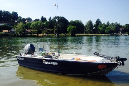 Rental Motorboat LINDER ARKIP 460 Gentilly