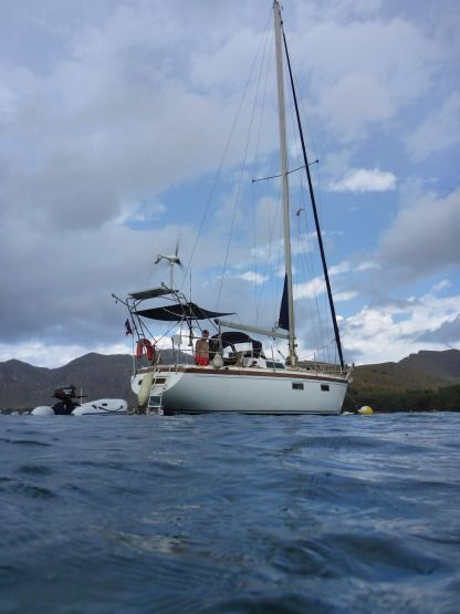 Rental Sailboat Dufour Dufour 35 Paimpol