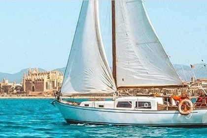 Hire Sailboat MEYER BÖLING Portals Nous