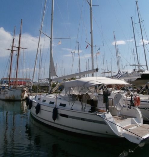 Charter Sailboat Bavaria 40 Cruiser lefkas