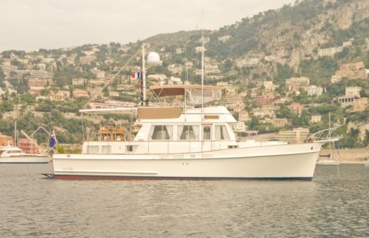 Grand Banks 46 Classic Trawler in Antibes for hire