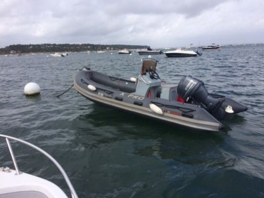 RIB X PRO Defender for hire