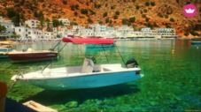 Mare 5.5M - 30Hp in Hora Sfakion for rental