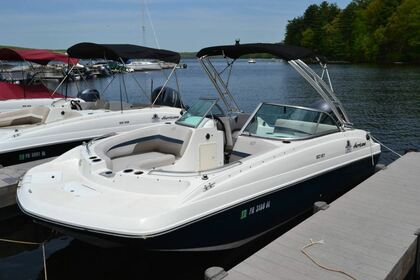 Hire Motorboat Hurricane SS 188 OB Greentown
