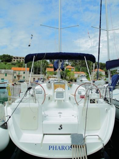 Beneteau Cyclades 39.3. Pharos in Općina Šolta for hire