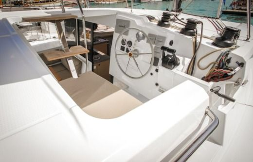 Catamaran Lucia 40 Fountaine Pajot - Valeriia