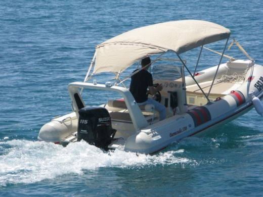 Barracuda 530 in Biograd na Moru