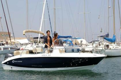 Hire Motorboat Idea Marine 58 Bordighera