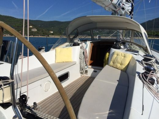 COMET 41 Sport in Scarlino Scalo for hire