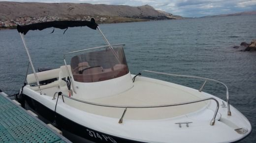 Fisher 20 in Pag for hire