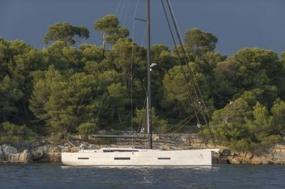 Location Voilier Dufour 56 Exclusive Antibes