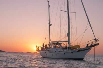 Charter Sailboat Blue Water Vagabond 56 Lanzarote