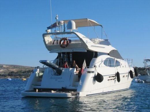 Motorboat Azimut Azimut 52 Flybridge