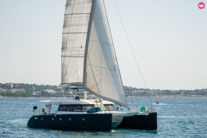 Charter Catamaran Sunreef 62 Marigot
