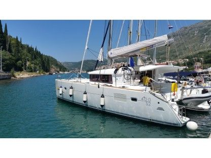 Location Catamaran  Lagoon 400 S2 Dubrovnik