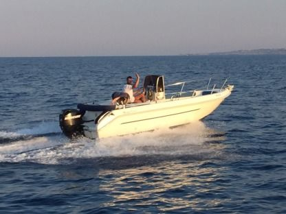 Charter Motorboat Italmar Sport Fisching 19 Syracuse