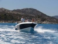 Motorboat Pacific Craft Northshore for hire