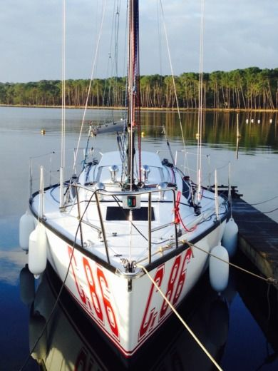Sailboat Chantier Broquet CLUB 86 for hire