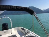 Motorboat Bayliner Element Xl for rental