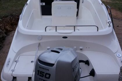 Hire Motorboat Ocean craft 22 Krk