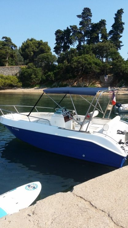 Miete Motorboot Marinello Eden 20 Nizza