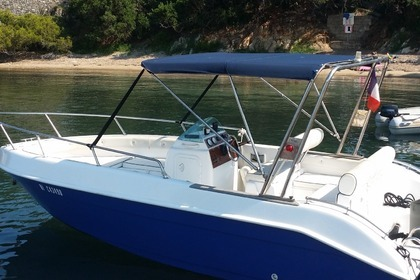 Rental Motorboat MARINELLO EDEN 20 Nice