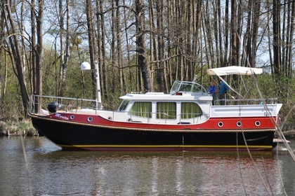 Miete Hausboot LINSSEN Dutch Sturdy 380 AC Twin Zehdenick