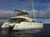Catamaran Lagoon 560 S2 for hire
