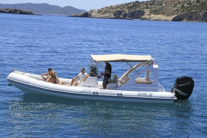 Rental RIB SACS Dream Luxe 25 Ibiza