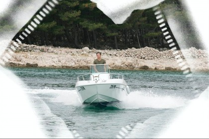 Rental Motorboat AQUAMAR OPEN Punat