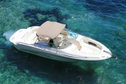 Rental Motorboat Sea Ray 280 Ibiza