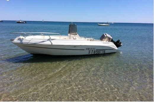 Motorboat Aquaviva 550 Open for rental