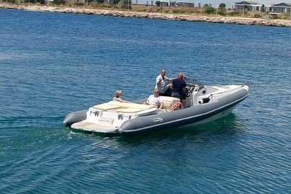 Rental RIB Seafighter 36ft Kea