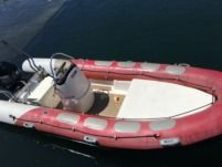 RIB Valiant Vanguard 520 Limited