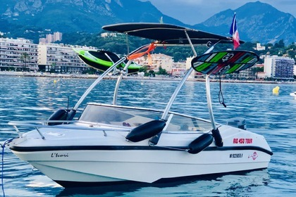 Hire Motorboat RIO 450 tour Menton