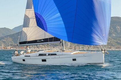 Hire Sailboat HANSE 508 Rhodes