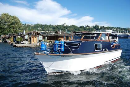 Hire Motorboat Thomley Custom Seattle