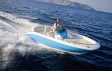Charter Motorboat Sessa Marine Key Largo One Rab